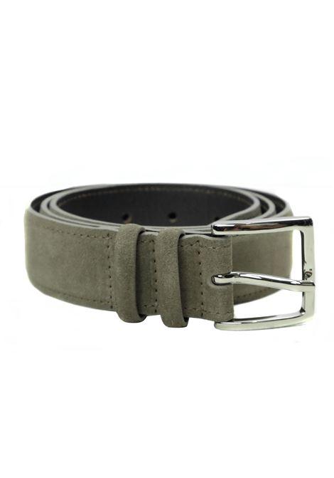 Cintura camoscio ORCIANI | Cinture | 7299TAUPE