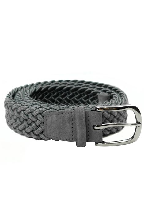 cable belt ORCIANI | Belts | 7947GRIGIO