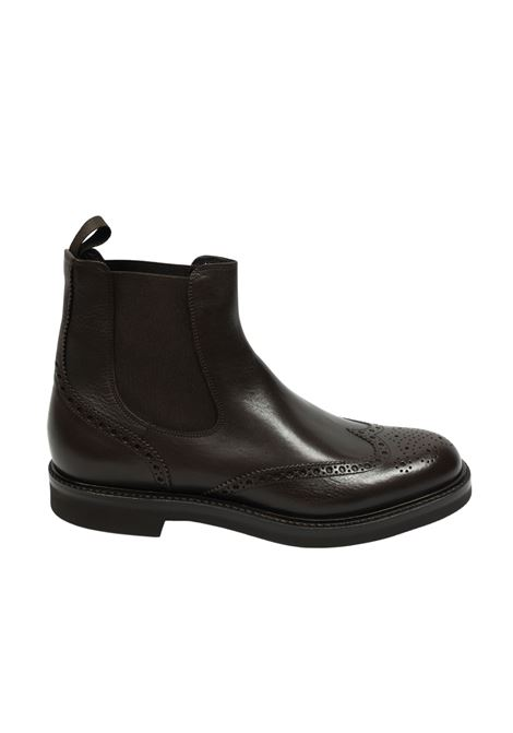 LEATHER BOOTS ORTIGNI | Shoes | 5823 595 BLACKMORO
