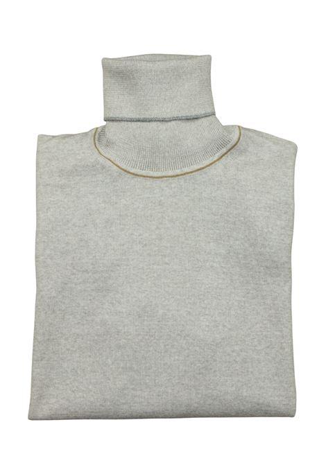 Pescatori Posillipo | Knitwear | 635BEIGE