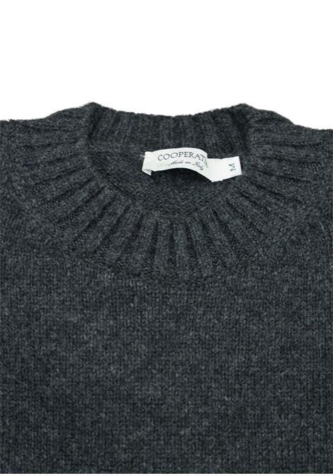 Pescatori Posillipo | Knitwear | 638ANTRACITE