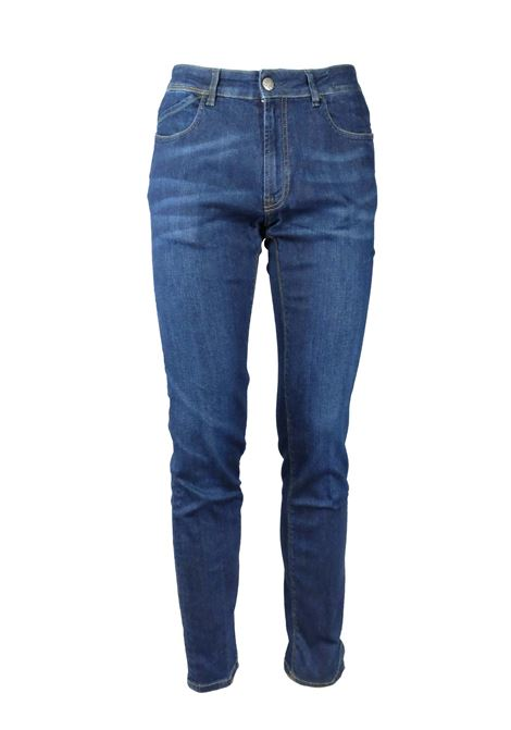Re-HasH | Trousers | HOPPER 2853 7GBLUE