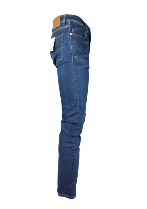 JEANS 11 OZ. Re-HasH | Pantaloni | HOPPER 2853 7GBLUE
