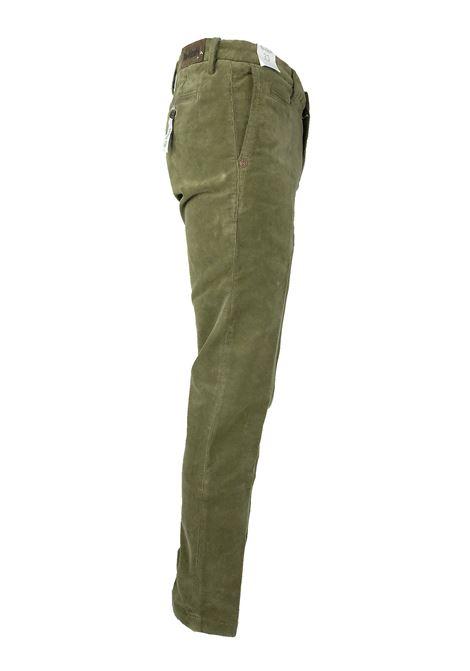 PANTALONI COTONE Re-HasH | Pantaloni | MUCHA1 4080 BW58991320