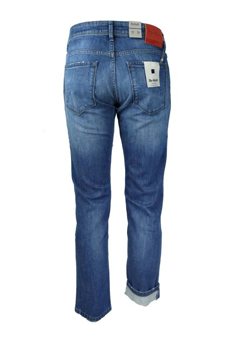 Re-HasH | Trousers | RUBENS 2546 13508BLUE