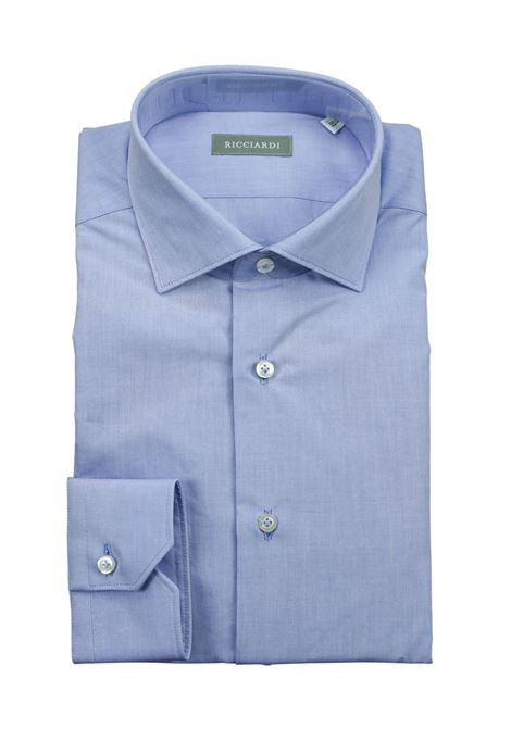 camicia classica vestibilità regular RICCIARDI | Camicie | GIO REG662 04