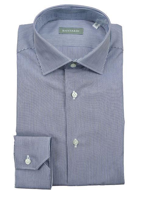 camicia slim RICCIARDI | Camicie | GIO SLIM683 03