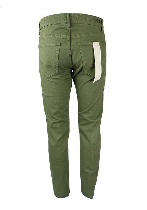 5 TASCHE IN GABARDINA SIVIGLIA | Jeans | 22E3 S0045774