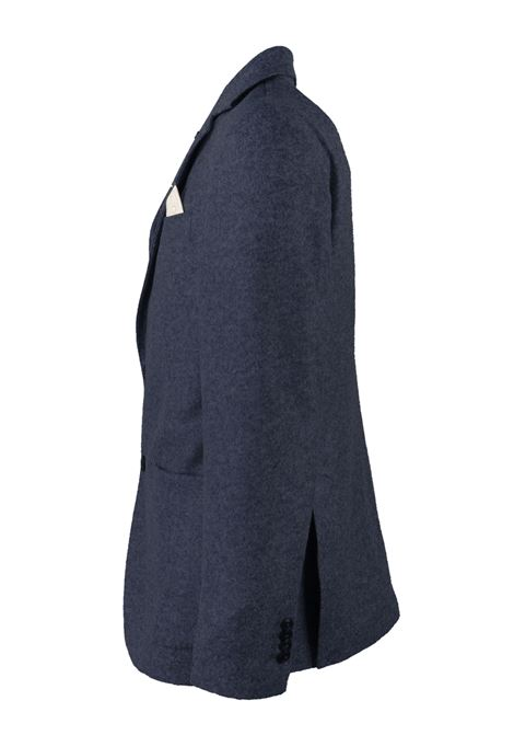 Pantalone slim fit in velluto AT.P.CO.   Giacche   ALAN60IJR006780