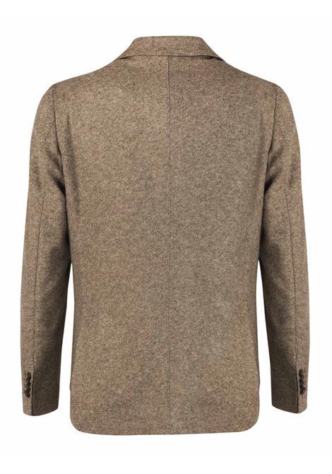 Pantalone slim fit in cotone, tasca tagliata con taschino per monete, AT.P.CO.   Giacche   ALAN60ITF171260