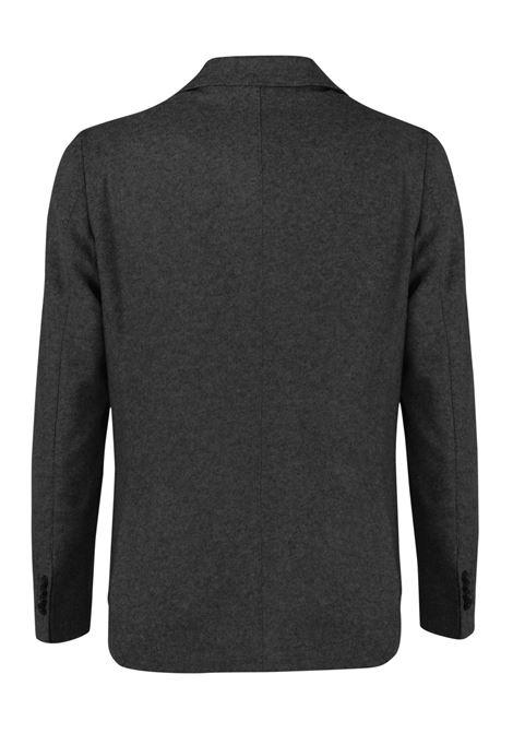Pantalone slim fit in cotone, tasca tagliata con taschino per monete, AT.P.CO.   Giacche   ALAN60ITF171799