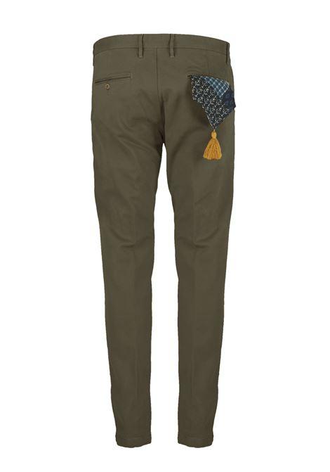Pantalone slim fit in cotone AT.P.CO. | Pantaloni | DAN78ITC901880