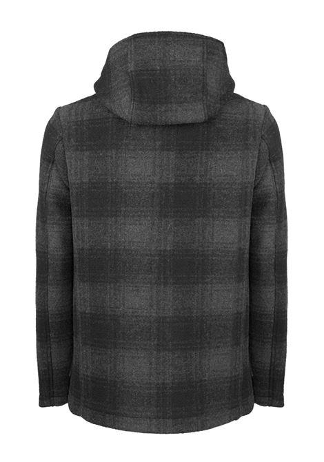 Giacca slim fit sfoderata in tweed di cotone AT.P.CO. | Giacconi | FRANCO529TF190980