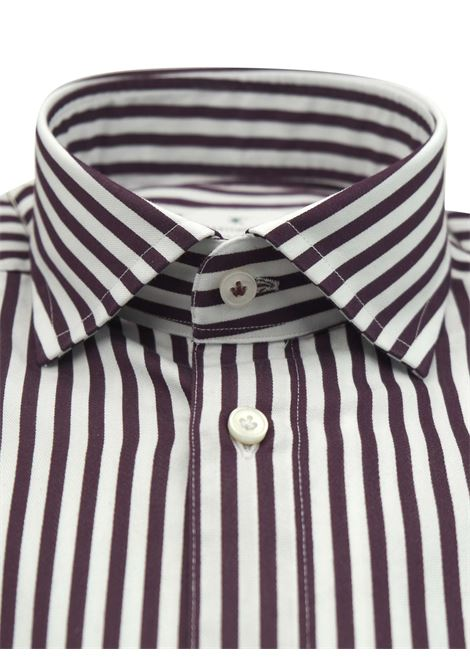 Camicia fantasia vestibilita regular BASTONCINO | Camicie | SARTB1996 03
