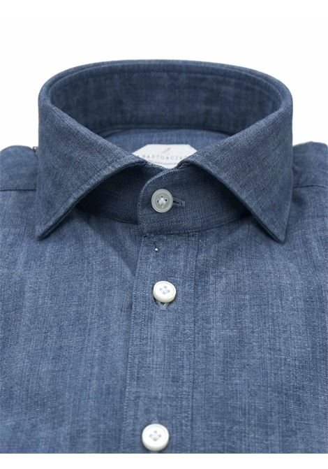 Camicia fantasia vestibilita regular BASTONCINO | Camicie | SARTC101 00