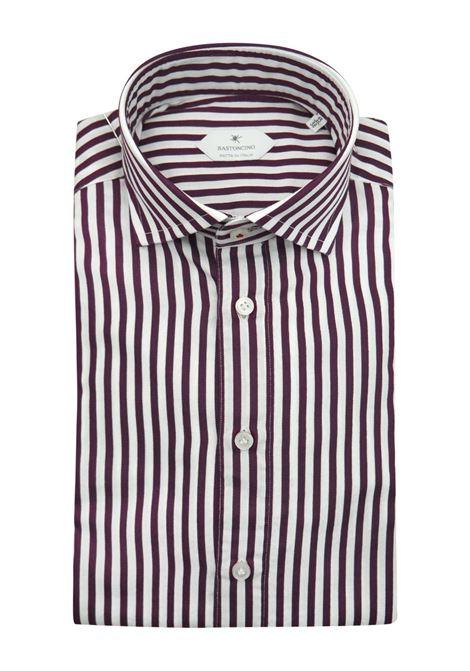 Camicia fantasia vestibilita leggermente slim BASTONCINO | Camicie | SIMOB1996 03