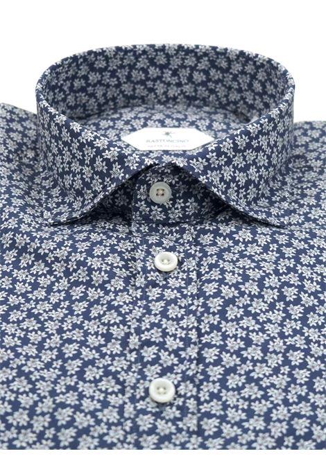 Camicia fantasia vestibilita leggermente slim BASTONCINO | Camicie | SIMO2087 01