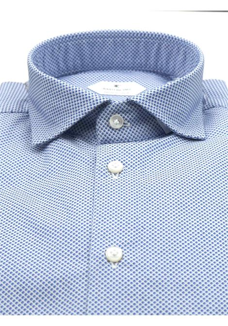 Camicia fantasia vestibilita leggermente slim BASTONCINO | Camicie | SIMOB1965 03