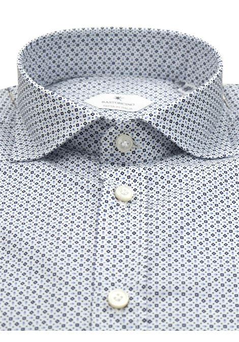 Camicia fantasia vestibilita leggermente slim BASTONCINO | Camicie | SIMOB1967