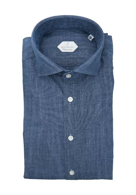 Camicia fantasia vestibilita leggermente slim BASTONCINO | Camicie | SIMOC101