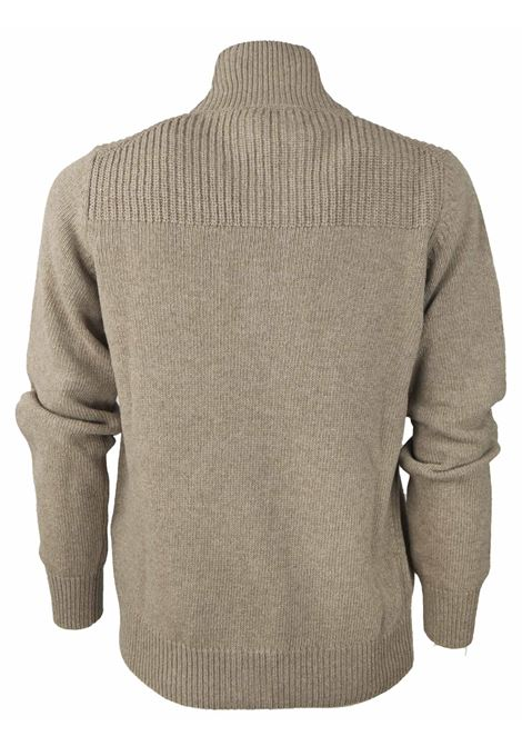 High collar botton up sweater  BROOKSFIELD | Knitwear | 203I.M0050797