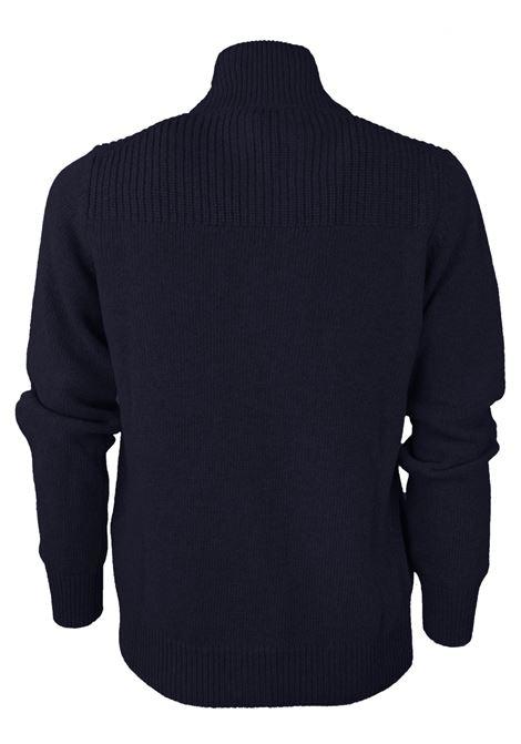 High collar botton up sweater  BROOKSFIELD | Knitwear | 203I.M0059608