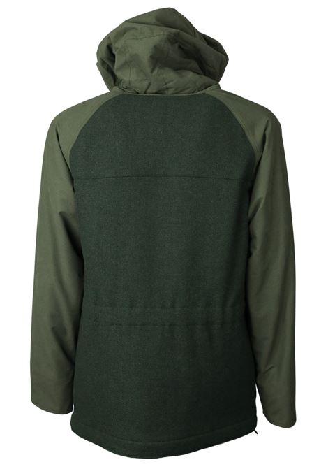 Giaccone in lana impermeabile CAMPLIN | Giacconi | ARTICVISV S