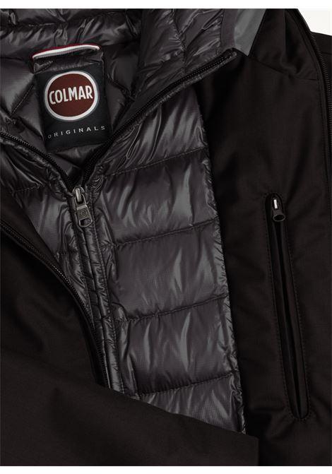 Giubbotto in tessuto tecnico con cappuccio COLMAR | Giacconi | 1287 8UX99