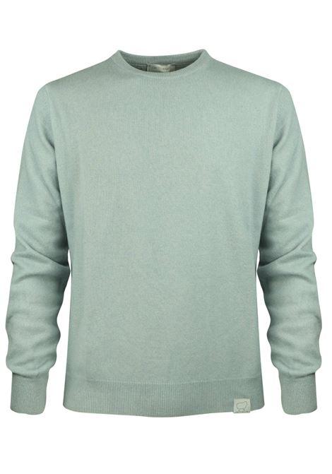 Crew neck pullover DETWELVE | Knitwear | 2218LR7234