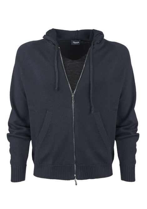 Pullover modello giubbotto DRUMOHR | Maglieria | D7M220Z785