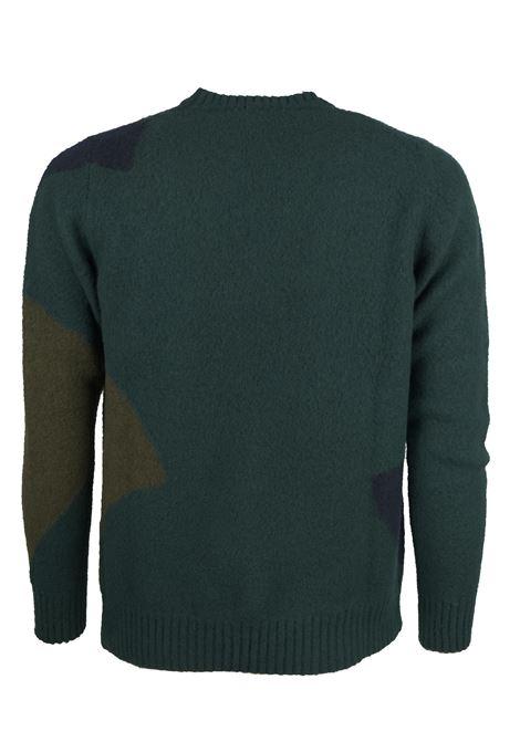 Crew neck lambswool sweater DRUMOHR | Knitwear | D8W103BI002