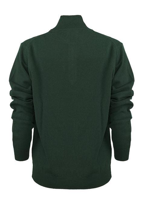 Pullover con zip corta GANT | Maglieria | 086213374