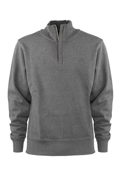 Pullover con zip corta GANT | Felpe | 202801895