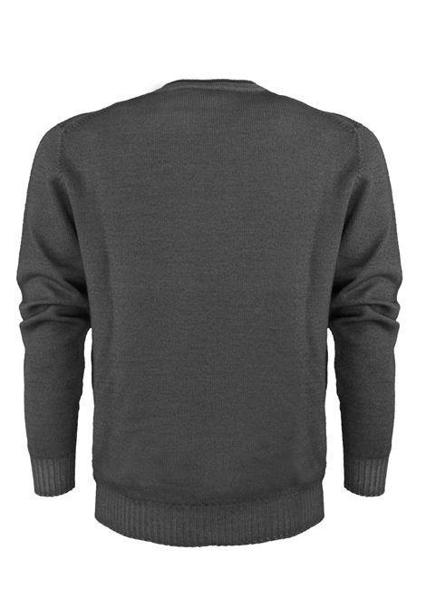 Pullover girocollo H953 | Maglieria | 334707