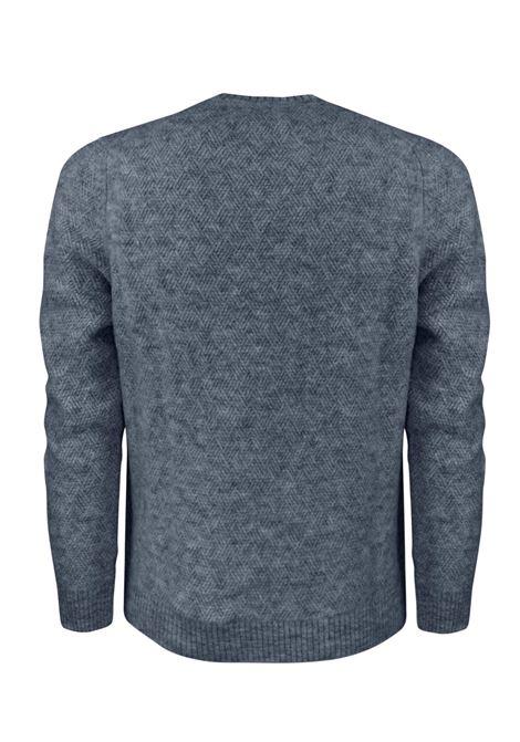 Pullover girocollo H953 | Maglieria | 341190