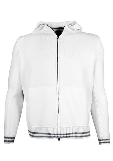Swaeatshirt style pullover H953 | Knitwear | 343401