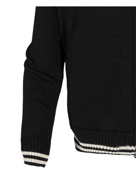 Swaeatshirt style pullover H953 | Knitwear | 343490