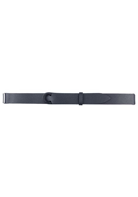 NO BUCKLE by Orciani   Belts   0039NAVY