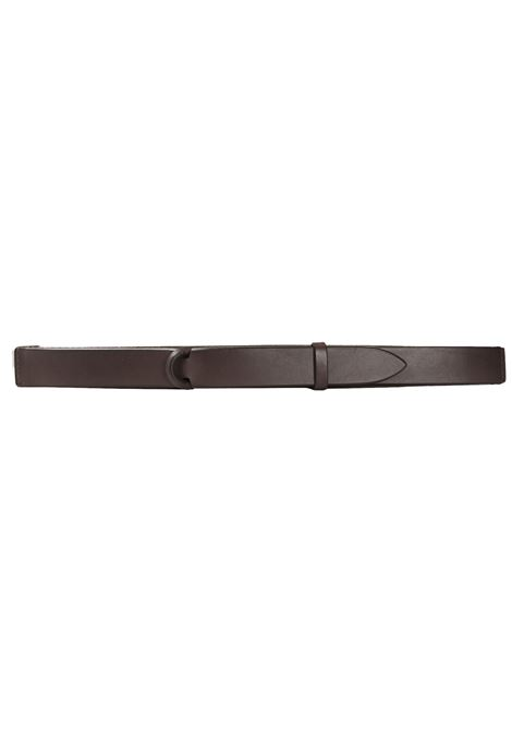 NO BUCKLE by Orciani | Belts | 005MORO