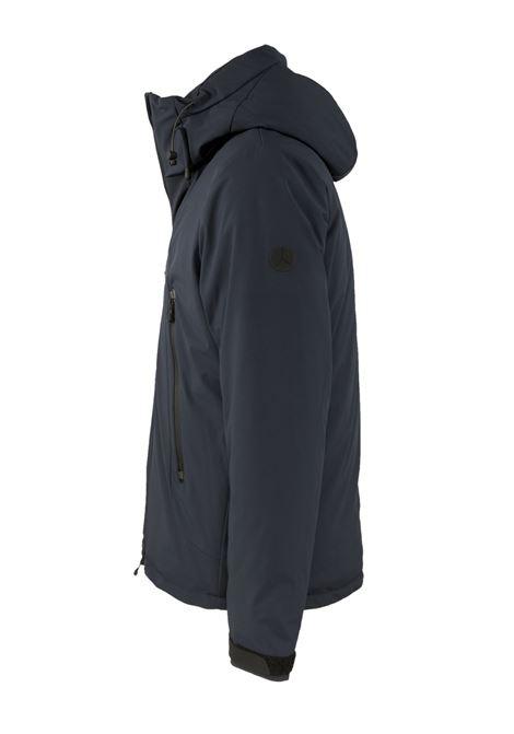 Jacket with Japanese-style collar People of Shibuya | Jackets | HANEDAPM766790