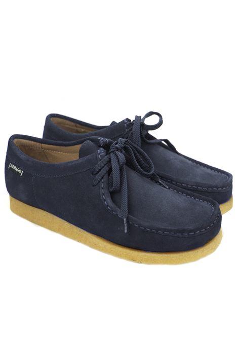 Low suede lace-up SEBAGO | Shoes | 7001IXO908