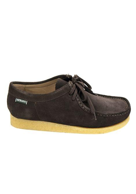 Low suede lace-up SEBAGO | Shoes | 7001IXO925