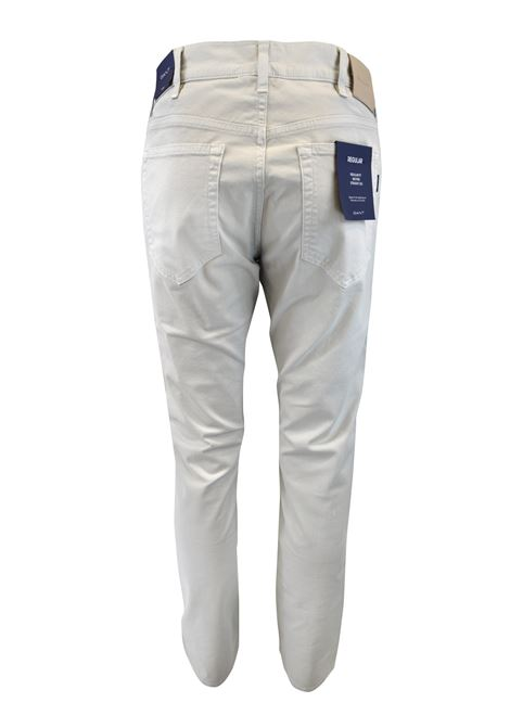5 TASCHE COTONE GANT | Pantaloni | 101020948