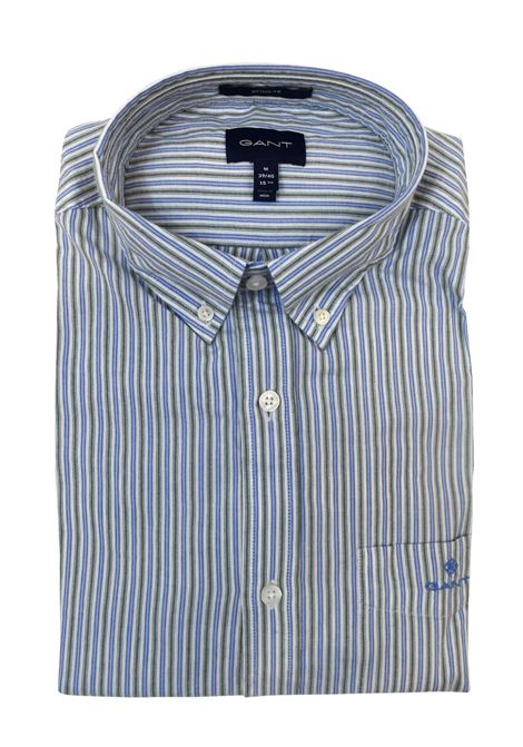 CAMICIA BUTTON DOWN GANT | Camicie | 3023330308