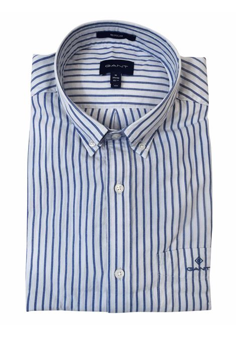 CAMICIA BUTTON DOWN GANT | Camicie | 3023330420