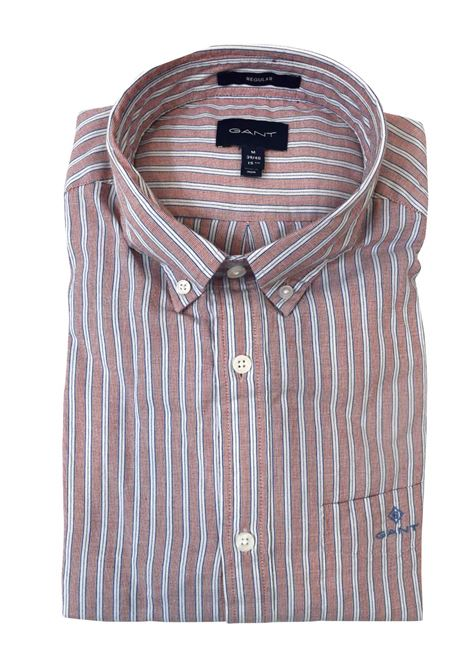 CAMICIA BUTTON DOWN GANT | Camicie | 3023330620