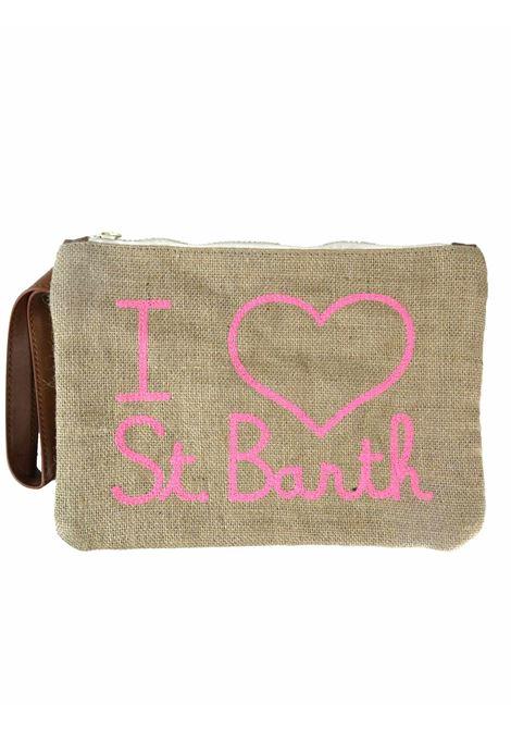 pochette MC2  SAINT BARTH | Borse | PARISIENNE JUTEELSB12