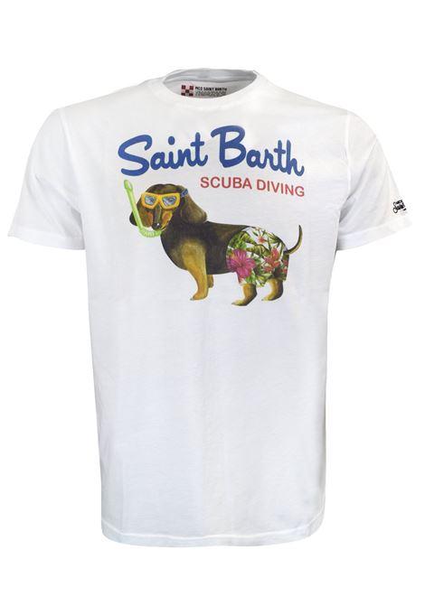 MC2  SAINT BARTH |  | T-SHIRT MANSCUD01