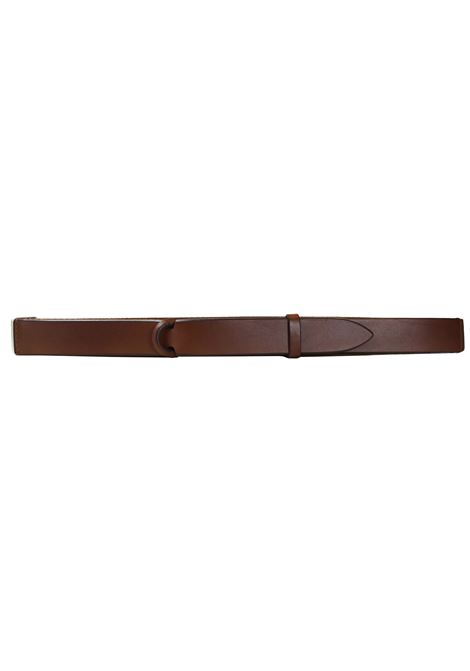 NO BUCKLE by Orciani | Belts | 01BRUCIATO