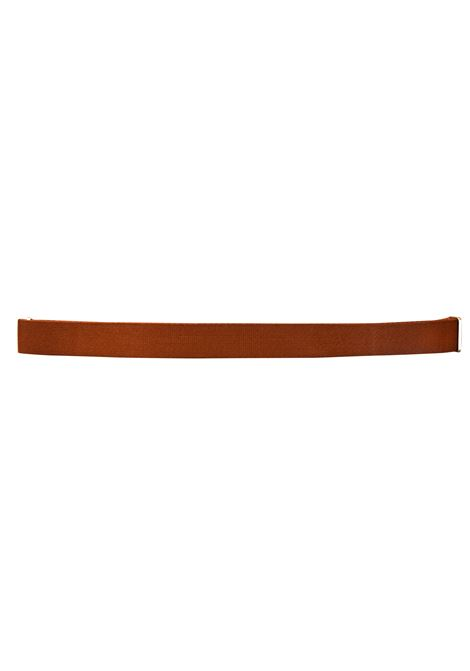 NO BUCKLE by Orciani | Belts | 11ARANCIO